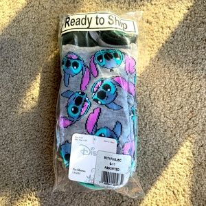 NWT Disney Lilo & Stitch sock set of 5